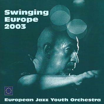 Swinging Europe 2003 (feat. Bruno Tommaso)
