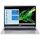 "Acer Aspire 5 A515-55-56VK, 15.6"" Full HD IPS Display, 10th Gen Intel Core i5-1035G1, 8GB DDR4, 256GB NVMe SSD, WiFi 6, HD Webcam, Fingerprint Reader, Backlit Keyboard, Windows 10 Home"