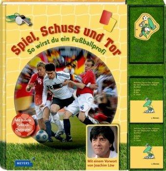 Spiel, Schuss und Tor: So wirst du ein Fußballprofi