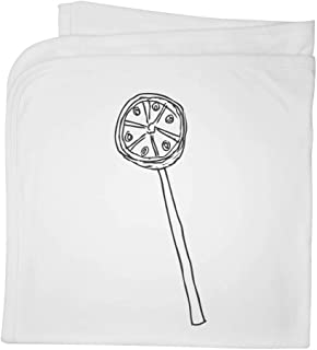 'Fruit Lollipop' Cotton Baby Blanket / Shawl (BY00005409)