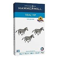 Great White Tidal Mp 用紙 白 8-1/2 X 14 20ポンド 1連500枚 (HAM162016) (2)