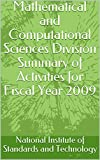 Mathematical and Computational Sciences Division Summary of Activities for Fiscal Year 2009 (English Edition)