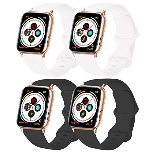 VATI Fogli smontabili Apple Creativo Escapes Decal Sticker Art Nero per Apple MacBook PRO Air Mac 13'15' Pollici/Unibody 13'15' Laptop inch