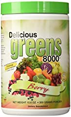 Editor's Choice Best Tasting Superfood 100% Natural! Contains Organic Ingredients Antioxidant Power of More than 20 Servings of Fruits & Vegetables in Every Scoop! Freeze Dried Ingredients