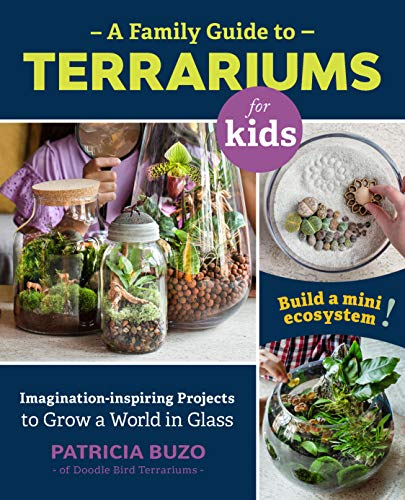 A Family Guide to Terrariums for Kids: Imagination-Inspiring Projects to Grow a World in Glass