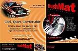 HushMat 10501 Ultra Silver Foil Bulk Kit with Damping Pad - 30 Piece