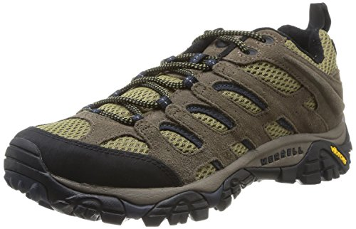 Merrell Moab Ventilator Waterproof Hiking Shoes - SS15-7 - Brown