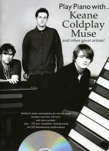 Play Piano With Keane, Coldplay, Muse... + Cd