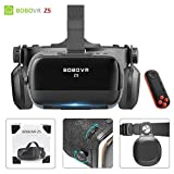 bobovr Z5 Update BOBO VR Z5 120 FOV 3D Carton Helmet Virtual Reality Glasses Headset Stereo Box for...