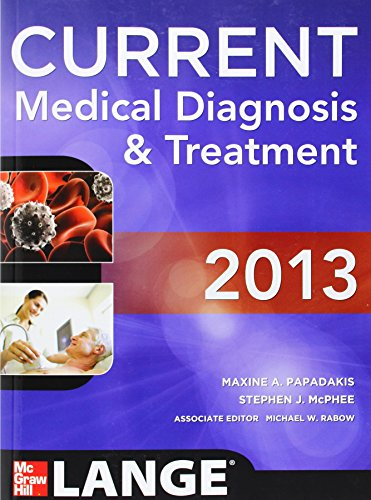 Current Medical Diagnosis And Treat…