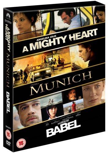Babel / Munich / A Mighty Heart [UK Import]