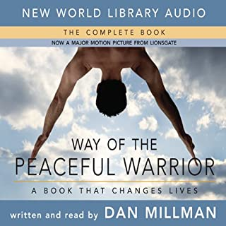 Way of the Peaceful Warrior audiobook cover art