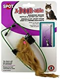 A-Door-Able Bouncing Mouse Rattle and  Catnip Toy