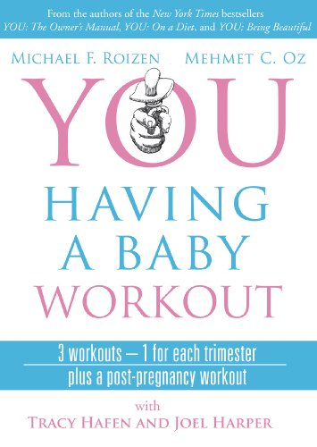 You: Having a Baby Workout (DVD): The Owner's Manual to a Happy and Healthy Pregnancy