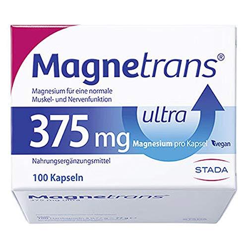 Magnetrans ultra 375 mg, 100 St. Kapseln