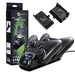 50%OFF One Controller Charger, Slopehill One/One S/One Elite Wireless Controller Charger Charging Station Stand Dock Adapter