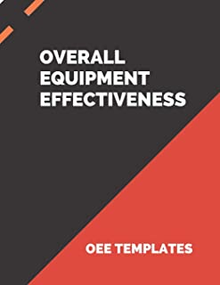 Overall Equipment Effectiveness OEE Templates: Blank Sheets