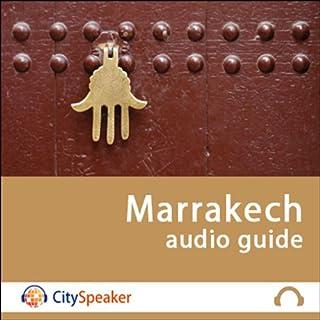 Couverture de Marrakech (Audio Guide CitySpeaker)