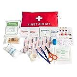 EXCEART 1 Set Kit de Primeros Auxilios Bolsa de Recarga Bolsa de Supervivencia para Oficina Hogar Coche Escuela Emergencia Supervivencia Camping Caza Y Deportes