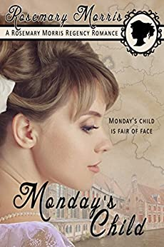 Book cover image for Monday's Child