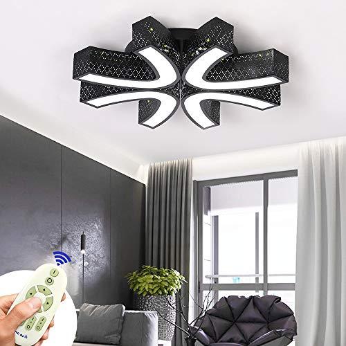 COOSNUG lámpara de techo 54w regulable ultraslim Led luz de techo moderna dormitorio cocina pasillo sala de estar lámpara 3000-6500k