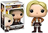 Pop: Attack on Titan - Annie Leonhart # 236 Anime Chibi Gift Coleccionable...