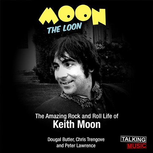 Moon the Loon audiobook cover art