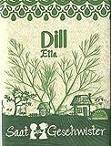 Die Stadtgärtner Dill-Saatgut | sehr schmackhaft und perfekt zu Fischgerichten | Sorte'Ella' | Samen für 80 Pflanzen