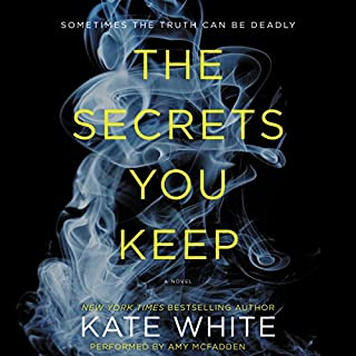 The Secrets You Keep audiobook cover art