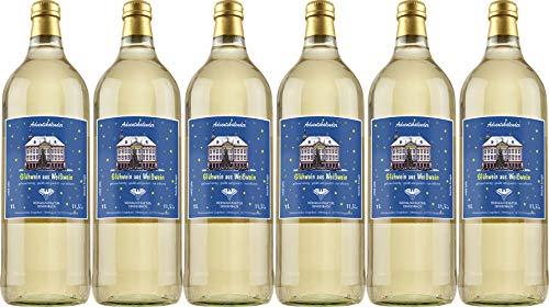 Weinmanufaktur Gengenbach Adventskalender Glühwein weiß 1L (6 x 1.0 l)