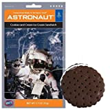 Astronaut Foods Astronaut Food Cookies & Cream Ice Cream Sandwich ( 3 Packets)
