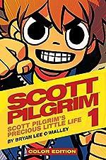 Scott Pilgrim Vol. 1 (of 6): Scott Pilgrim's Precious Little Life - Color Edition