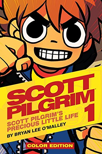 Scott Pilgrim Vol. 1 (of 6): Scott Pilgrim's Precious Little Life - Color Edition (English Edition)