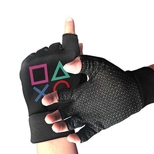Joypad per Playstation Guanti per camminare, cavalcare, correre e guidare, guanti da equitazione antiscivolo per uomo donna