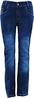 Bull-it SR6 Bondi Covec Women's Reinforced Jeans (Blue, 31L x 10W)