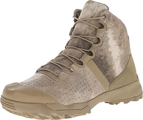 Under Armour Men's UA Infil GORE-TEX Boots, Desert Sand/Bayou - 14 D(M) US