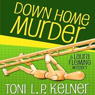 Down Home Murder audiobook cover art