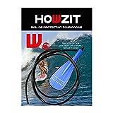 Howzit - Paddle Guard 110 cm Rail Saver Paddel Saver