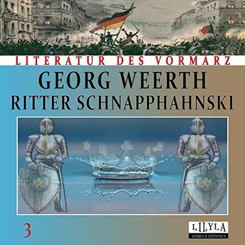Ritter Schnapphahnski 3 Titelbild