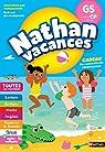 Cahier de Vacances 2020 de la GS vers le CP - Maternelle 5/6 ans par Chambon