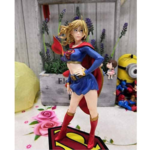 Luck7DZ Figura Supergirl Supergirl DC Collection, Classic Comics Figura