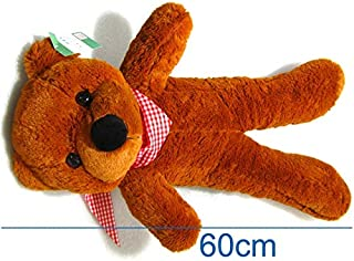 EXTOY 2016 New Me to You Teddy Doll Giant Plush Bear 60Cm Big Stuffed Animal Gift U Must Have Birthday Gifts Favourite Movie Superhero Cake Topper UNbox Game