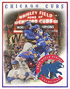 Chicago Cubs 2016 World Series Poster Print by delovely Arts
