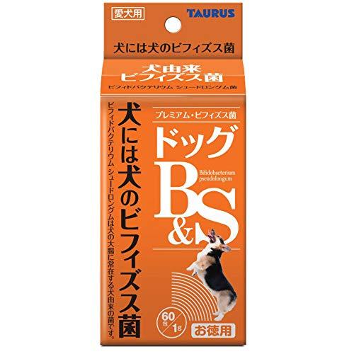 トーラス ドッグB&S お徳用 1g×60包