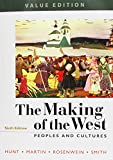 The Making of the West, Value Edition, Combined 6e & LaunchPad for The Making of the West 6e (Twelve Months Access)