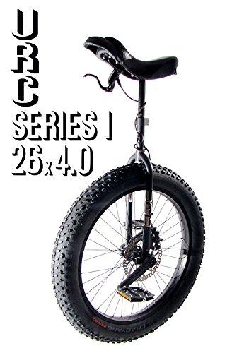 """URC Einrad Muni 26\"""" Series 1 - Fat Reifen (Mit Scheibenbremse)"""