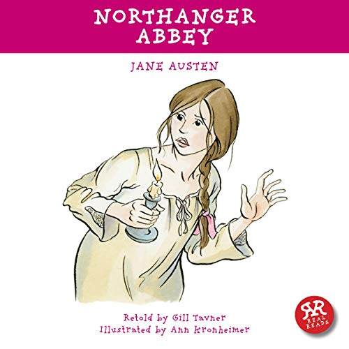 Page de couverture de Northanger Abbey