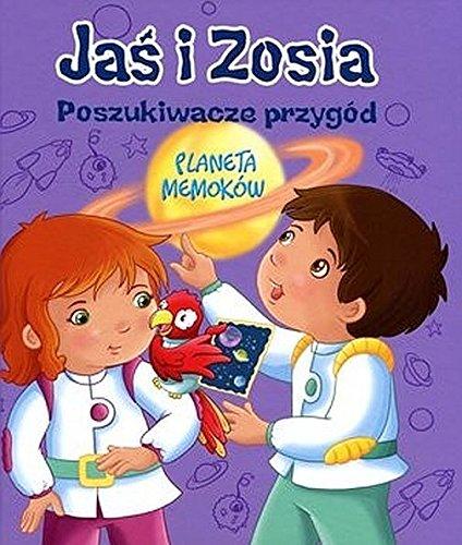 Jaś i Zosia Poszukiwacze przygód Planeta Memoków