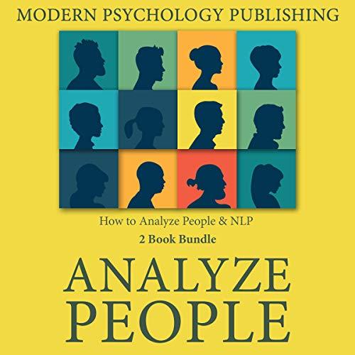 Analyze People: 2 Book Bundle cover art