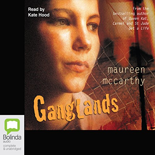 Ganglands audiobook cover art
